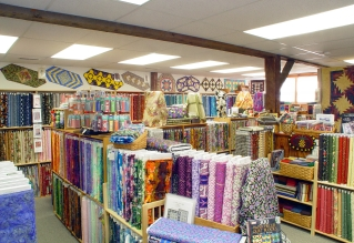 Red Barn Sewing & Fabric Center
