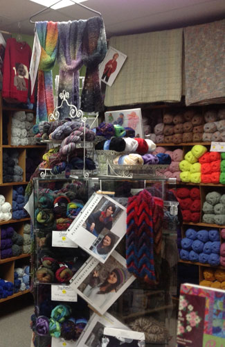 Red Barn & Sewing Center Yarn